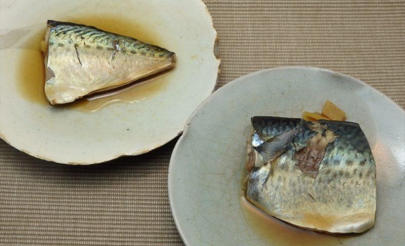 鯖(サバ)の煮付け