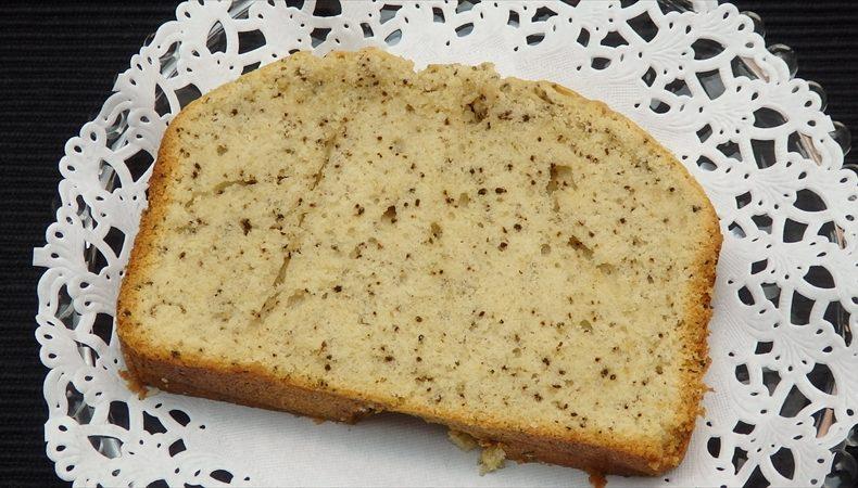 紅茶のバターケーキ