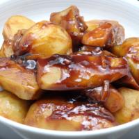 里芋のピリ辛味噌煮