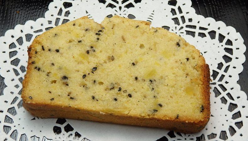 米粉のさつまいもバターケーキ