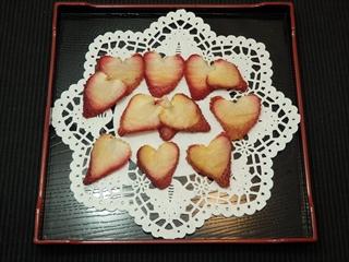 いちごのドライフルーツ