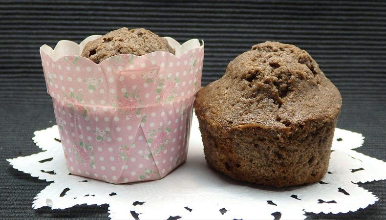 ココアカップケーキ