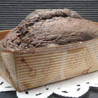 ココアバターパウンドケーキ