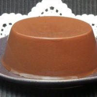 チョコレートゼリー