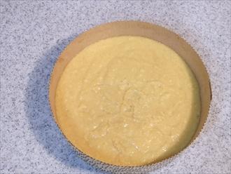 さつまいもバターケーキ