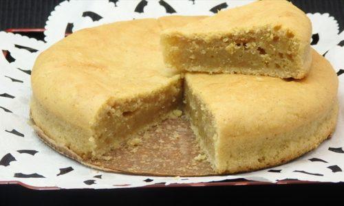 さつまいものバターケーキ