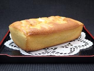 失敗したりんごバターパウンドケーキ
