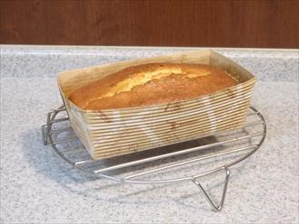 りんごバターパウンドケーキ