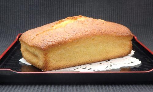 りんごのバターパウンドケーキ