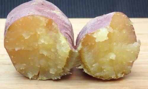 ねっとり焼き芋