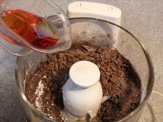 チョコレートパウンドケーキ