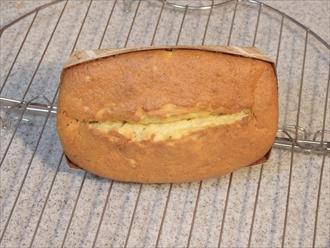 バナナバターパウンドケーキ