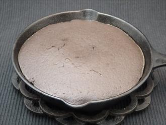 ココアホットケーキ