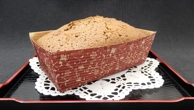 紅茶バターパウンドケーキ