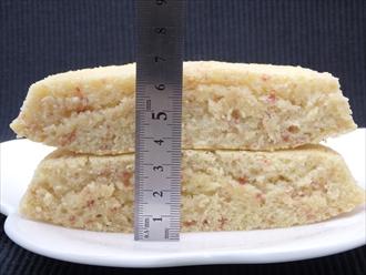 いちごのホットケーキ